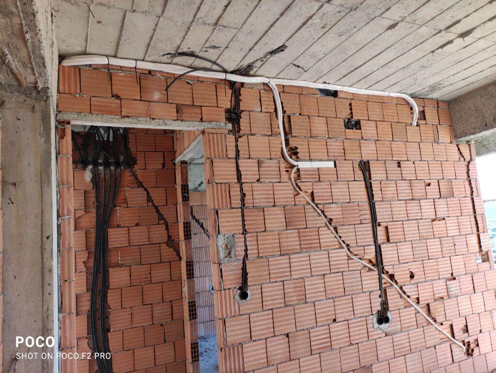 Antalya sıva altı klima tesisatı