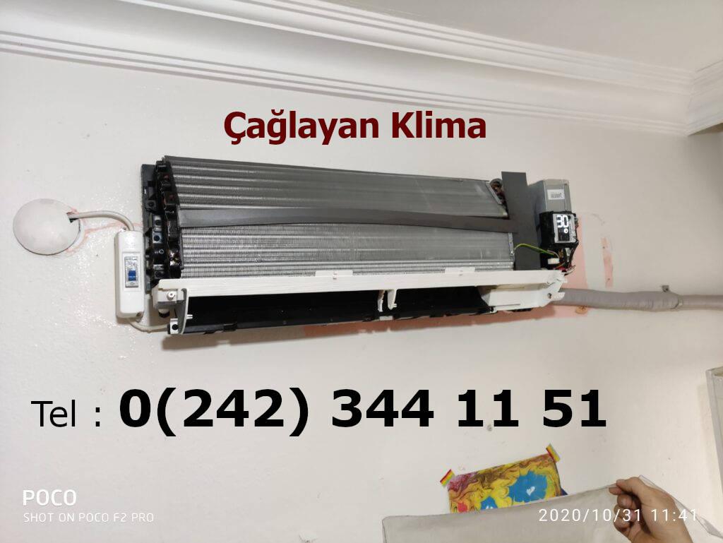 Antalya Klima Bakımı yapılır