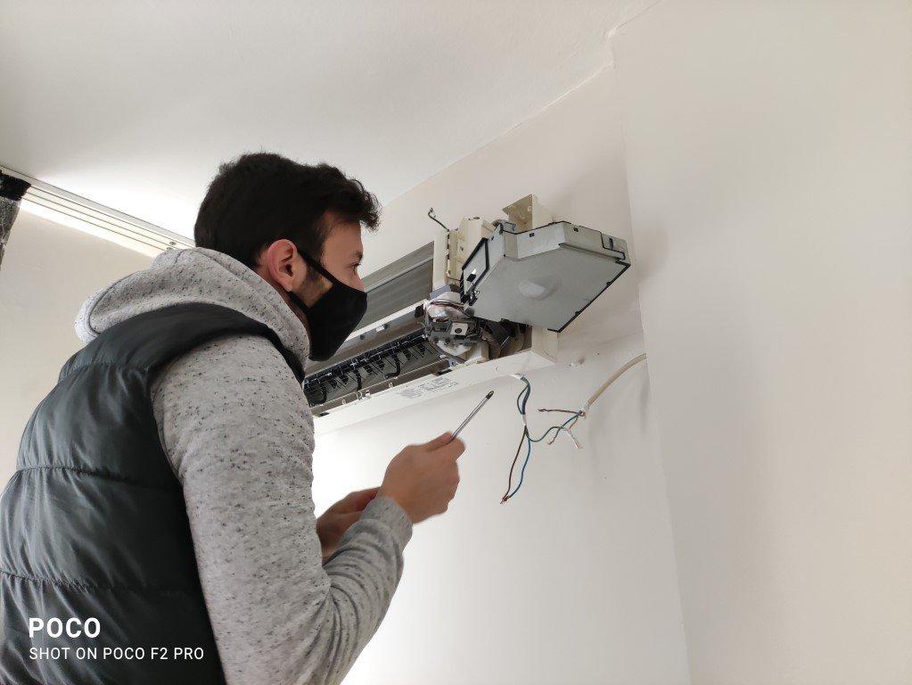duvar klima arıza antalya